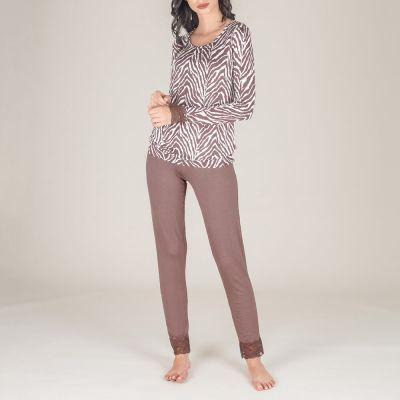 E20B-12P105, Dámské pyžamo