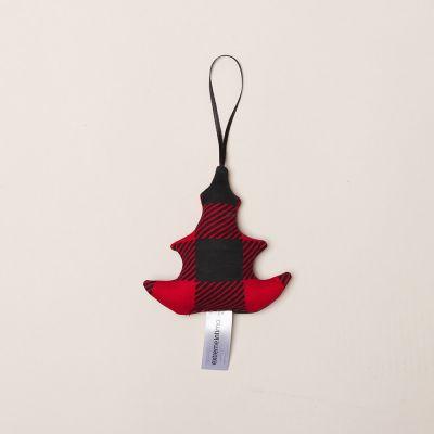 E20K-127Z102 , Textilní dekorace na vánoční stromeček