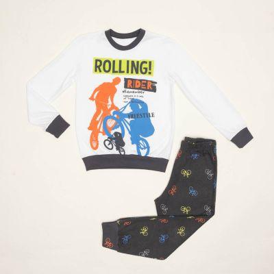 E21K-83P101 , Chlapecké pyžamo