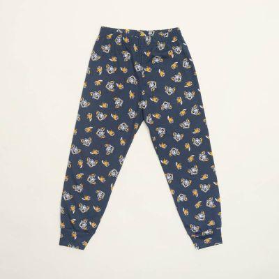 E21K-93D101 , Chlapecké pyžamové kalhoty WB