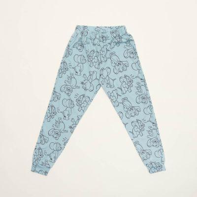 E21K-94D101 , Dívčí pyžamové kalhoty WB