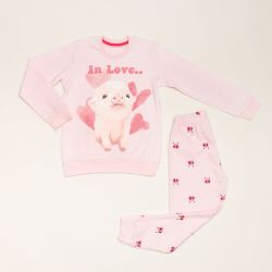 E21K-14P101 , Dívčí pyžamo