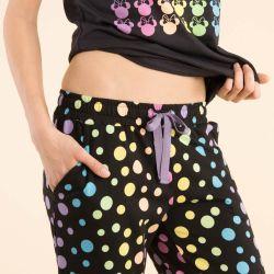 E21K-22D101 , Dámské pyžamové kalhoty